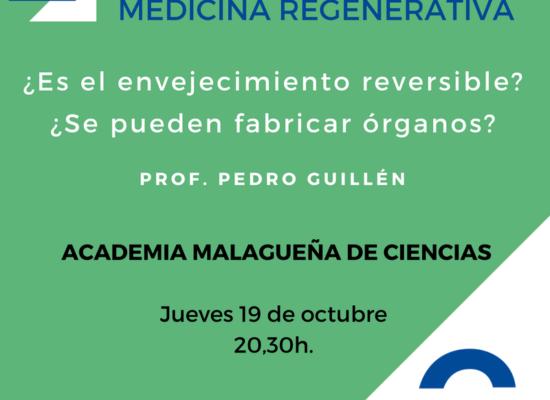 El Prof. Pedro Guillén participa en varios actos para promover los proyectos de su Fundación