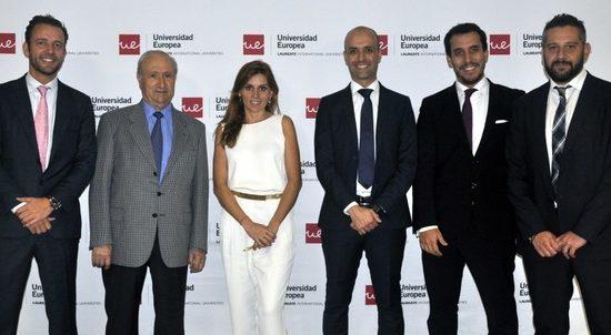 La Fundación Dr. Pedro Guillén entrega el V Premio de investigación en Fisioterapia de la Universidad Europea