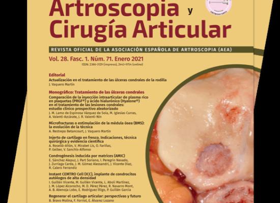Instant CEMTRO Cell (ICC), implante de condrocitos autólogos de alta densidad